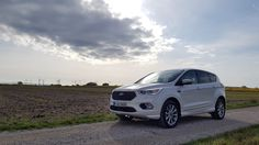 """This is one of the best selling SUV on our earth. The Ford Kuga. Ford change some new things. The Kuga becames a new model-line, the """"Vignale"""" ,also in the picture. The sporter version ST-line becames for example black trims. That are little specs.  Like the other models by Ford, the Kuga has now the 3 SYNC communication system . Ford improved his EcoBoost engine with 1.5l 120HP diesel. The new C-SUV combines 4.4l/100 km/h. The AWD won't change. We're very curious about the answer from the…"""