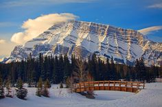 Mount Rundle, Banff National Park, Canada