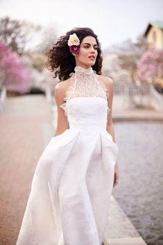8602ed8c0a 7 Fresh Wedding Dresses for the Classic Bride