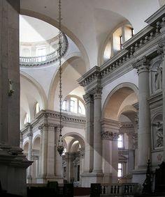 Palladio San Giorgio Maggiore Venezia interior
