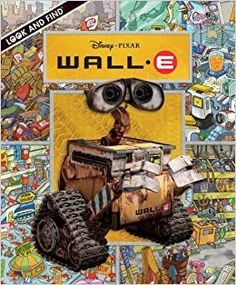 WALL-E is a robot living on a now deserted Earth. One day another robot, EVE, arrives. WALL-E joins her on a gigantic spaceship called the Axiom.
