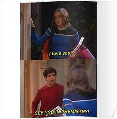 See you in chemistry Poster Funny Quotes, Funny Memes, Hilarious, Jokes, Chemistry Posters, Drake And Josh, I Have No Friends, Instagram Story Ideas, Funny People