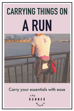 """Tired of carrying stuff around when running? Skip the unconvenience and embrace the easy way to carry things around when running.  #runningbackpack #runningbag #backpackforrunning #howtocarrythingswhenrunning #therunnerbean"" Running Routine, Running Plan, Running Workouts, Running Training, Training Tips, Fun Workouts, Half Marathon Training, Marathon Running, Running Tips Beginner"