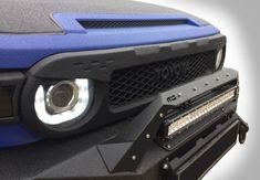 Fiberglass grille cover for FJ CRUISER (Any years). General information: Professionally designed and developed FJ Cruiser grille cover. We are not responsible for installation. | eBay!