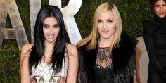 """Las fotos de la hija de Madonna en la playa que están causando revuelo por un """"peludo"""" detallito – Viralistas.com"""