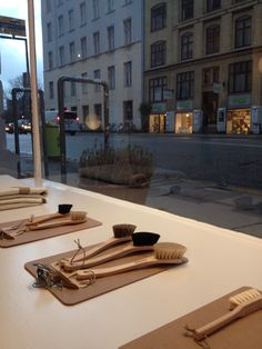 Kitub, window display
