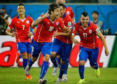 Blog Esportivo do Suiço: Chile sofre, mas vence Austrália com gol de Valdivia