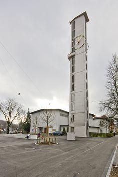 Kirche St. Felix und Regula Zürich