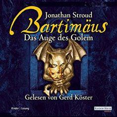 Zweiter Teil der Bartimäus-Reihe.Leider gibt es auch hier wieder nur die gekürzte Version. Der erste Band wurde von Martin Semmelrogge gesprochen, Gerd Köster gefällt mir deutlich besser!