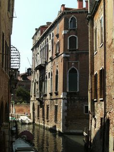 Unterwegs in Venedig: Venedig - Palazzo Soranzo van Axel