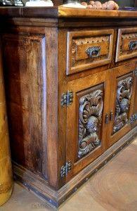 Rustic Cabinet Hardware