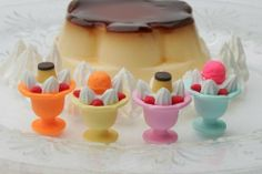 Iwako Set of 4 JAPANESE PARFAIT PUZZLE ERASERS by Iwako. $3.18. Iwako Set of 4 JAPANESE PARFAIT PUZZLE ERASERS. You will receive the Parfait Erasers pictured above.