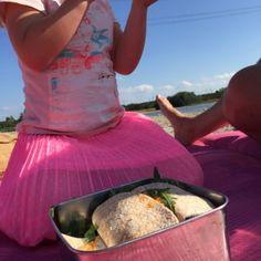 Snelle wraps met gebakken kipfilet | Voedzo