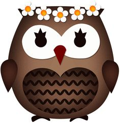 Cartoon Butterfly, Crochet Owls, Paper Owls, Owl Always Love You, Owl Punch, Clipart, Woodland, Coloring, Kawaii