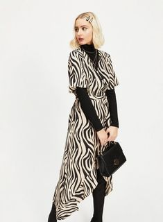 3ed73ba4ee 8 Desirable Zebra Print Dresses images