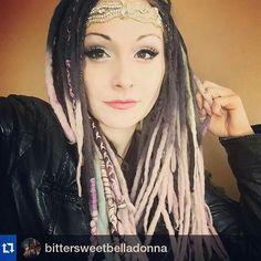 #dreads #pinkpewter #getthislook #WindsorBeauty