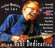 Guitar Masters, Vol. 3 & 4: Les Paul Dedication [CD]