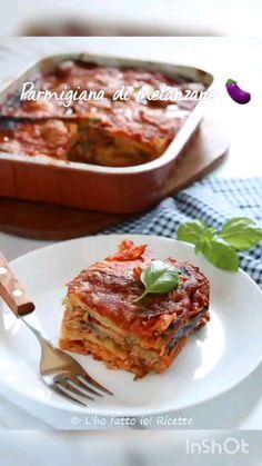 Greek Recipes, Italian Recipes, Italian Vegetables, Italian Appetizers, Parmigiano Reggiano, Big Meals, Summer Recipes, Mozzarella, Eggplant