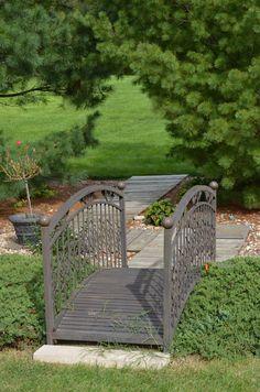My garden bridge