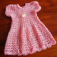 #free pattern; crochet; dress