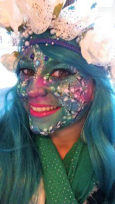 - Famous Last Words Tribal Face Paints, Ethereal Makeup, Body Painting Festival, Female Clown, Piercings, Hobbies For Women, Moda Emo, Fantasy Makeup, Costume Makeup
