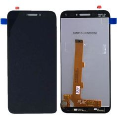 """Black LCD Display Screen Touch Digitizer Assembly For Alcatel 5""""Shine Lite mobile phone Replacement #Affiliate"""