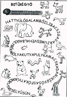 elsősdolgok - Léna - Picasa Webalbumok Learning Activities, Kids Learning, Activities For Kids, Dysgraphia, Dyslexia, Teaching Literature, Special Education, 1, Classroom