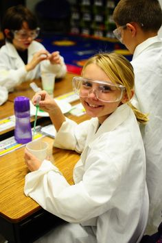 science at Evergreen Elementary