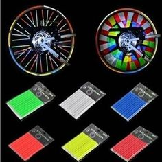 Type: Reflective Stickers Size: 77*5mm Material: Abs Name: wheel light Place of Origin: Zhejiang, China (Mainland)