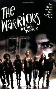 The Warriors by Sol Yurick,http://www.amazon.com/dp/0802139922/ref=cm_sw_r_pi_dp_xZcatb1GWDPFCX6Z