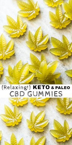 These homemade paleo and keto CBD gummies pack quite the medicinal punch! Think wonderfully chewy goodies, with soothing CBD and grass-fed collagen! Homemade Gummy Bears, Homemade Gummies, Homemade Candies, Marijuana Recipes, Keto Candy, Cannabis Edibles, Keto Snacks, Paleo, Herbalism