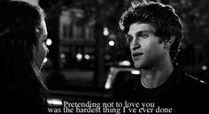 Pretty Little Liars, Spencer & Toby<3