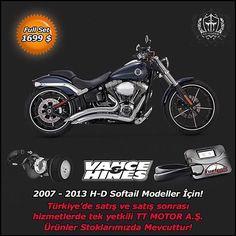 """""""2014 - 2015 Sportster ve V-Rod Modeller ile 2006 - 2013 Softail Modeller için VANCE&HINES egzozlarımız stoklarda!!! ACELE EDİN... ttcustomshop.net TT Custom Mecidiyeköy: 0212 212 5278 TT Custom Kızıltoprak: 0216 541 9190 TT Custom Antalya: 0242 349 2830  Telefonlarından iletişime geçebilirsiniz. 7/24: 0535 882 8282 / 0536 245 4545  VANCE&HINES exhausts NOW available in our stocks for 2014 - 2015 Sportster, V-Rod Models and 2006 - 2013 Softail Models... HURRY UP!  #exhaust #vancehines…"""