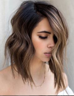 A bob hairstyle looks amazing in any woman. It doesn't matter if you're into long or short bobs, choppy bobs, balayage bobs, stacked bobs, ombre hair, ash hair, electric hair dyes or have curly thick hair or blonde fine hair. The key is to learn how to style it and make it work for you!