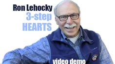 Kentucky's Ron Lehocky has made more than 27,000 polymer hearts in the last 9 years. He sells them to help fund The Kids Center where he is also a physician. Using…