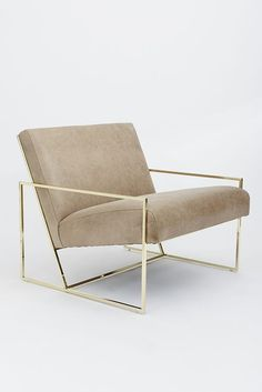 A Chic, Mid-Century Lounge Chair You Need to Own (Furniture Designs Ideas) Vintage Furniture, Modern Furniture, Furniture Design, Couch Furniture, Furniture Removal, Luxury Furniture, Living Room Lounge, Living Room Decor, Living Rooms