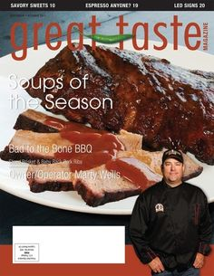 Great Taste Magazine 2011 Sept/Oct Issue