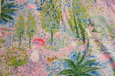 Rare Vintage Paule Marrot Nono Au Cannet