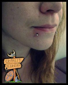 Snake Bites Piercing by Granlit Piercing  Facebook : https://www.facebook.com/granlitpiercing/ Instagram : https://www.instagram.com/granlit/ Twitter : https://twitter.com/Granlit DeviantArt : http://granlit.deviantart.com/ Google+ : https://plus.google.com/u/0/+GranlitThunderbeer?hl=el