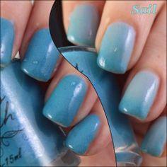 Sail thermal nail polish
