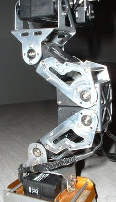 knee joint robot - Google Search | Character References ...