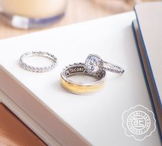 Each day brings us closer together. A #TacoriCouple, forever. #honeyheresmyring Discover at Unicorn Jewelry! @Tacori https://www.tacori.com/ht254725cu85