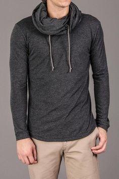 Cowl Lightweight Sweatshirt / Arsnl