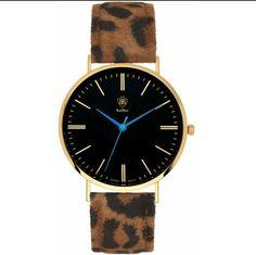 Balber watch black