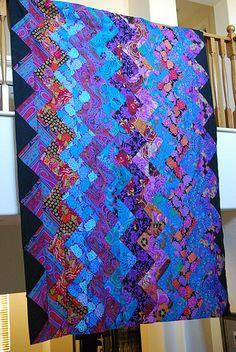 ZZ quilt indoors | Flickr - Photo Sharing!
