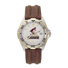 LogoArt Phoenix Coyotes Men s All-Star Leather Watch - Phoenix Coyotes Mens  Anderson.  99.99 70d25d8e3