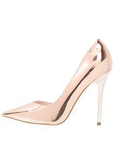 SHADOW High Heel Pumps rose gold Zalando.at
