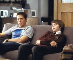Our favorite Christmas flicks - About a Boy (2002)