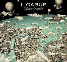 Giro del Mondo, ennesima uscita discografica di Luciano Ligabue: ormai diventato una fabbrica di dischi