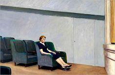 Entracte de Edward Hopper                                                                                                                                                                                 More